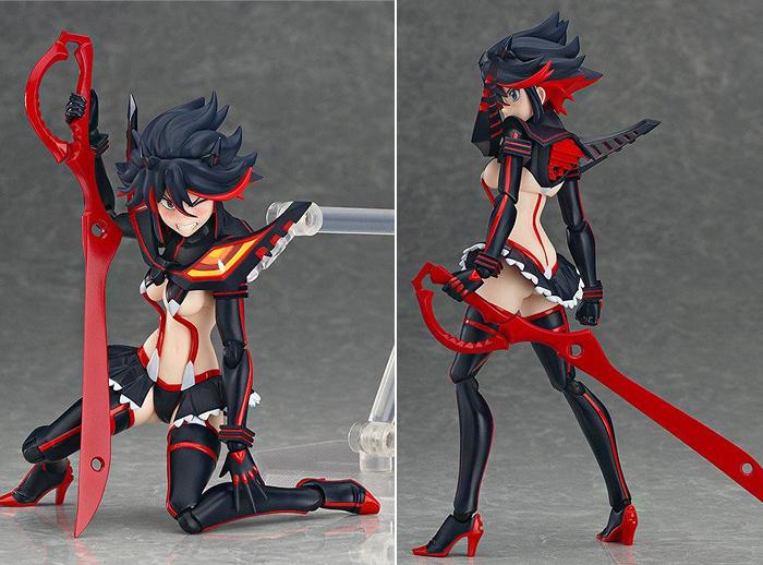 Ryuko Matoi (figma Series)   Kill la Kill   OtakuStore.gr