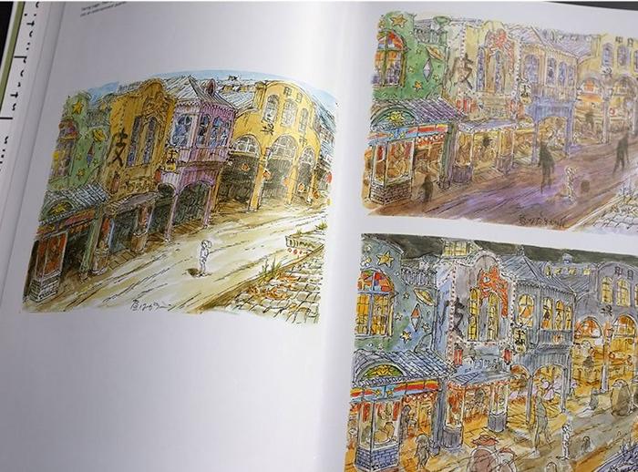 The Art of Spirited Away (Art Book) | Spirited Away