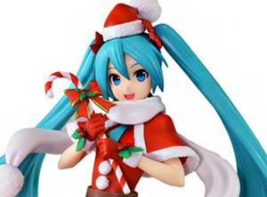 Hatsune Miku Christmas 2018.Vocaloid Figures Otakustore Gr
